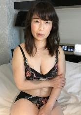 吉田はるみ 53歳 中出し熟女 398KMTU-026画像