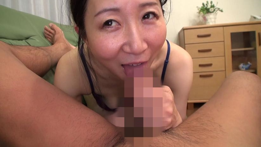 野田やすこ 52歳 中出し熟女