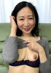 野田やすこ52歳中出し熟女