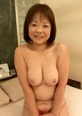 後藤すみれ 55歳 中出し熟女 398KMTU-038画像