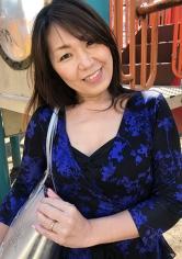 さなえ 48歳 中出し熟女 398KMTU-041画像