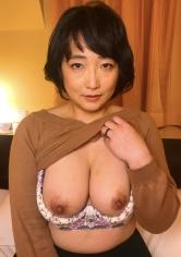 豊島むつみ (52) 中出し熟女 398KMTU-053画像