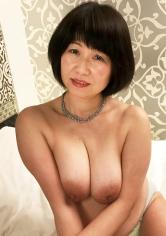 金田さおり (53) 中出し熟女 398KMTU-061画像