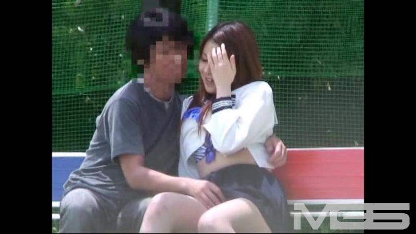 高○生カップル野外青姦盗撮 34時間