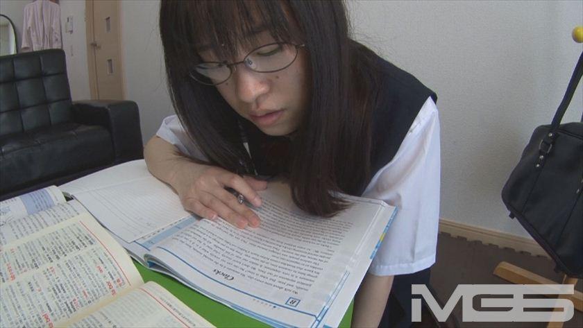 文化系部活少女 英語部員みゆ の画像1
