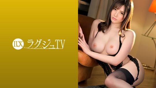 藤白桃羽 ラグジュTV(259LUXU-1118)