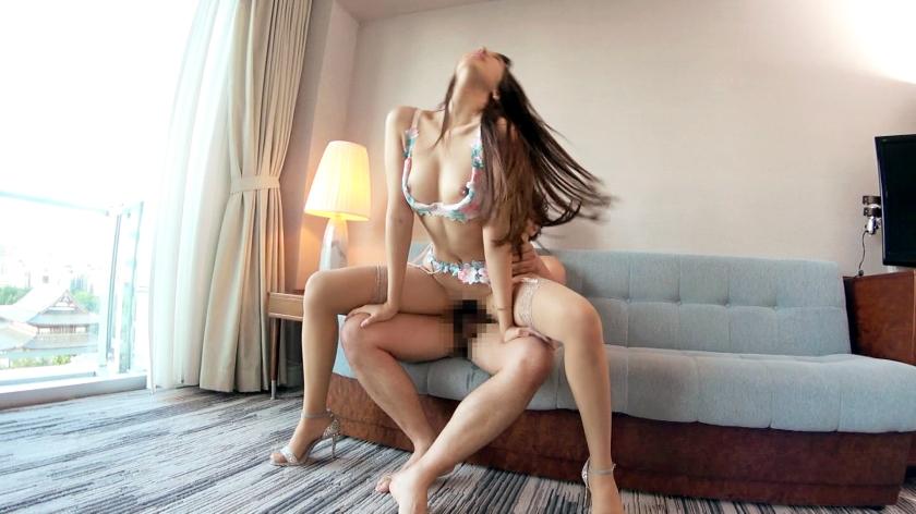 ラグジュTV 1326 その容姿、まさに女神!美しすぎるホテルフロントレディ牧田希美さんが再登場!セックスするのは前作ぶりで欲求不満に磨きがかかった様子…。性欲に飢えた美女がクリトリスを弄くり回しながら巨根を貪る!!のサンプル画像15