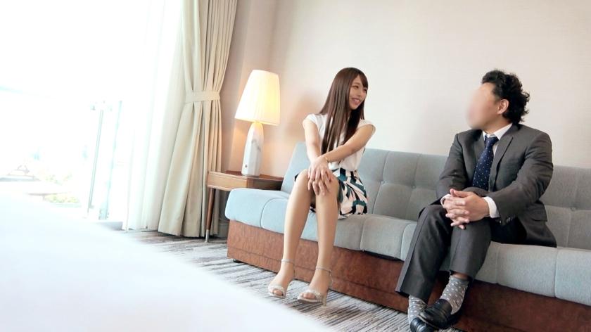 ラグジュTV 1326 その容姿、まさに女神!美しすぎるホテルフロントレディ牧田希美さんが再登場!セックスするのは前作ぶりで欲求不満に磨きがかかった様子…。性欲に飢えた美女がクリトリスを弄くり回しながら巨根を貪る!!のサンプル画像2