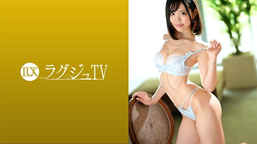 ラグジュTV 1450 まるでモデルのような美スタイルで世の男達を魅了する美人ブロガーが緊急AV出演!抑えられない性欲に身を任せ、淫らに男を味わう野性的な立ちバックは必見!