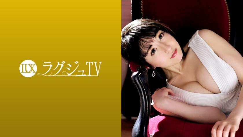 ラグジュTV 925 向井花 27歳 バレエ講師