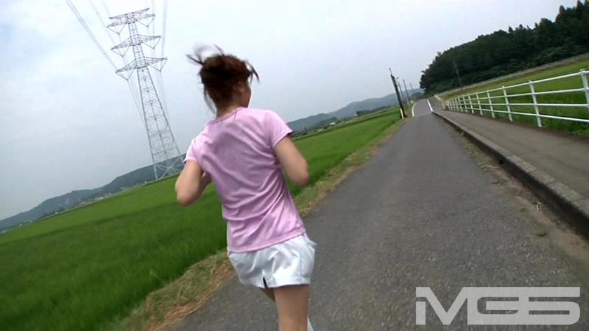 脱糞我慢マラソン 高沢沙耶 新見莉菜 椎名綾のサンプル画像3