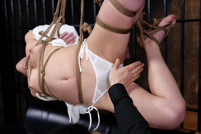 ●●妻 縛られた人妻 花咲いあん 神納花 星川ういかのサンプル画像11