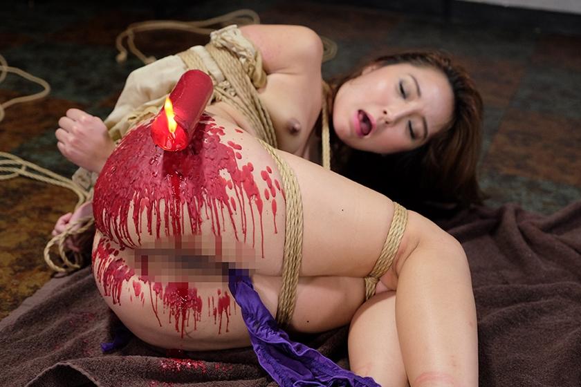 ●●妻 縛られた人妻 花咲いあん 神納花 星川ういかのサンプル画像17
