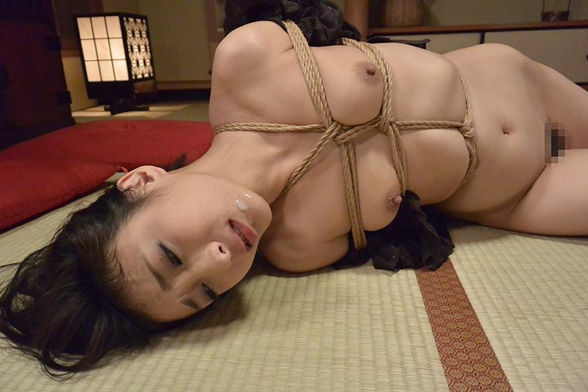 ●●妻 縛られた人妻 花咲いあん 神納花 星川ういかのサンプル画像7