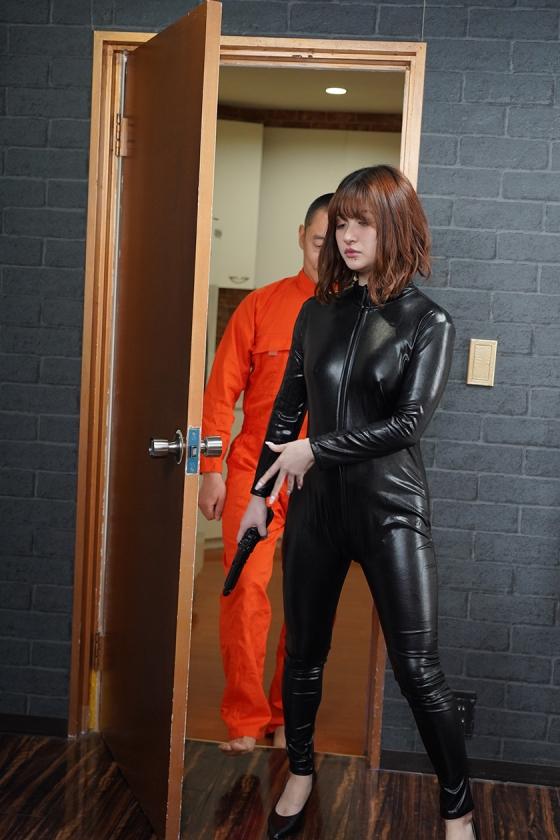 縛られた女捜査官 うららか麗のサンプル画像3