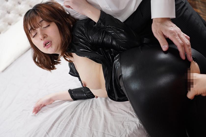 縛られた女捜査官 うららか麗のサンプル画像6