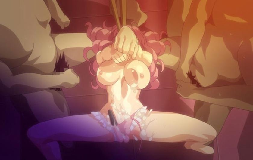 虜の雫 後編 ~夏の豪華客船で穢される処女たち~のサンプル画像10