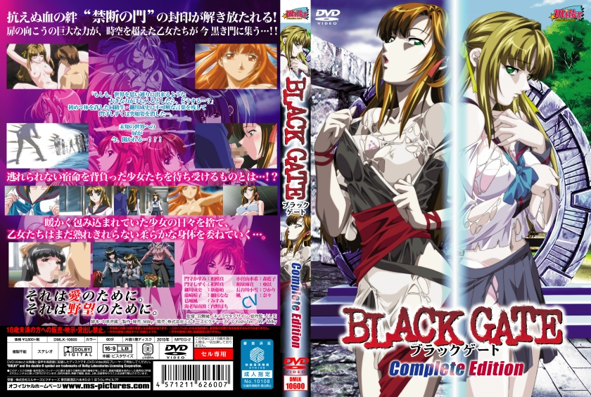 BLACK GATE Complete Editionのタイトル画像
