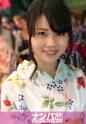 松岡結菜 - 浴衣ナンパ 02 - ゆいな 20歳 大学生