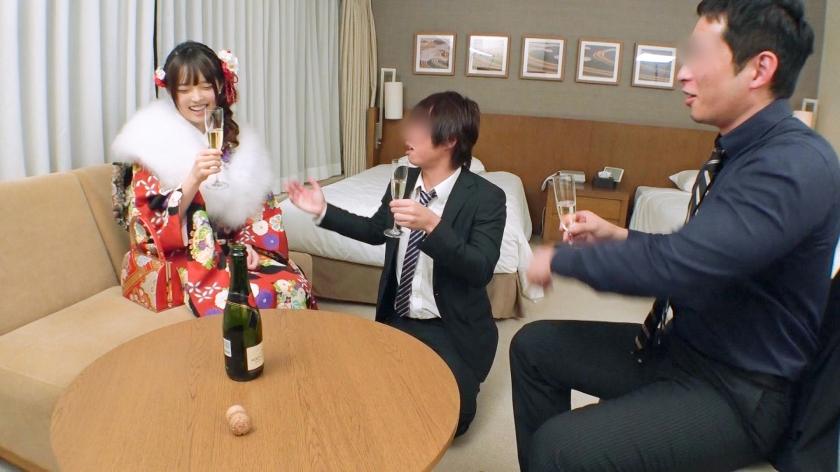 成人式ナンパ 03-エロ画像-3枚目