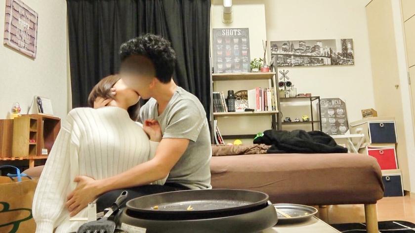 百戦錬磨のナンパ師のヤリ部屋で、連れ込みSEX隠し撮り 112 色気溢れるショートヘアお姉さんがナンパ師のテクニックで即ハメ!絶頂セックス!!_pic2