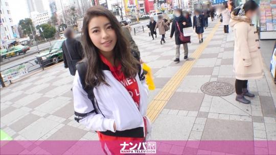 桜庭ひかり - マジ軟派、初撮。 1289 - ひかり 19歳 大学生(モデルバイト)