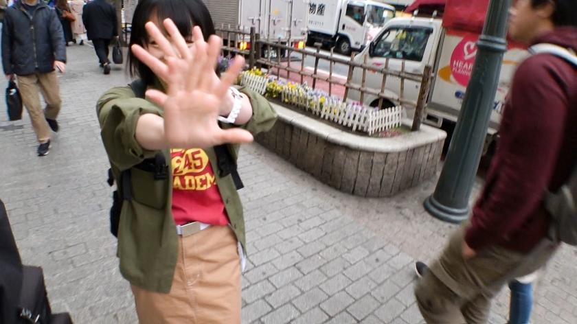 マジ軟派、初撮。 1329 渋谷で見つけた広瀬●ず似の童顔美少女「ねね」ちゃん19歳♪言葉巧みに騙しこんでホテルに連れ込んだ結果、首絞め、スパンキングに興奮するドMオンナだったwww化粧が落ちるほど大量にぶっかけられた精子に大喜び♪キャワワ♪-エロ画像-1枚目