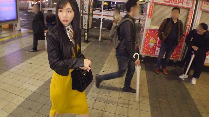 マジ軟派、初撮。 1324 夜の渋谷見つけた飲み会帰りの姉さんのノリが良すぎて路上でキス!欲求不満で枯れかけた乙女心に口移しでアルコールを注入!久々に言い寄られてついついそのままベッドイン!-エロ画像-2枚目