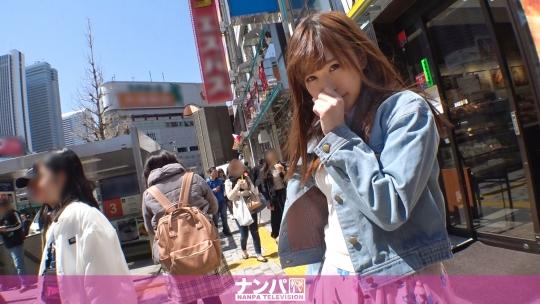 マジ軟派、初撮。 1323 新宿で見つけたネイリスト。風が冷たい気候。寒い、、、僕の体温で温めましょう!風で髪が揺れる!ベットで巨乳が揺れる!!って揺らしているのは僕でしたwww