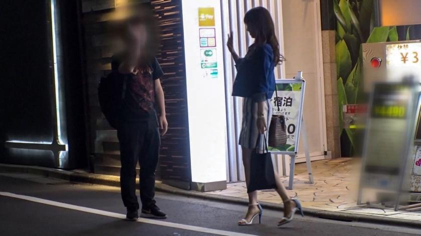 マジ軟派、初撮。 1360 『AV男優コース』なるものを体験レポート!?新宿の風俗嬢をナンパしたらプロVSプロのハイレベルSEXが実現してしまった件!!-エロ画像-1枚目