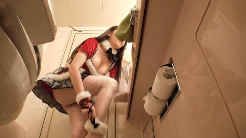 クリスマスナンパ 04 聖なる夜に舞い降りた圧倒的美女♪美形柔乳を弄くり回してたらアソコはグッチョグチョ♪超カワ敏感体質のエロカワサンタとクリスマスエッチ♪_pic4
