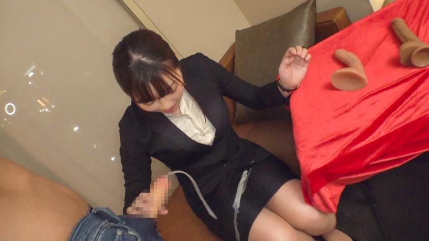 マジ軟派、初撮。 1481 転職活動中のOLお姉さんをモニター調査のテイでホテルに連れ込み!アダルトグッズの使用感チェック→極太ディルドオナニーから本物デカチンにすりかえ挿入!あまりの気持ちよさになすがままに体を許しアヘアヘ絶頂イキまくりセックス!![サムネイム05]