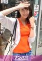 加賀美さら - マジ軟派、初撮。 1506 新宿で出会った