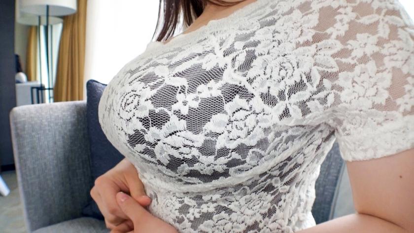 マジ軟派、初撮。 1505 SNSでナンパした超超超乳(Kカップ)ムスメ!下着は全て海外のオーダー製品!押しに激弱な彼女は言われるがまま、されるがままに…www_pic0