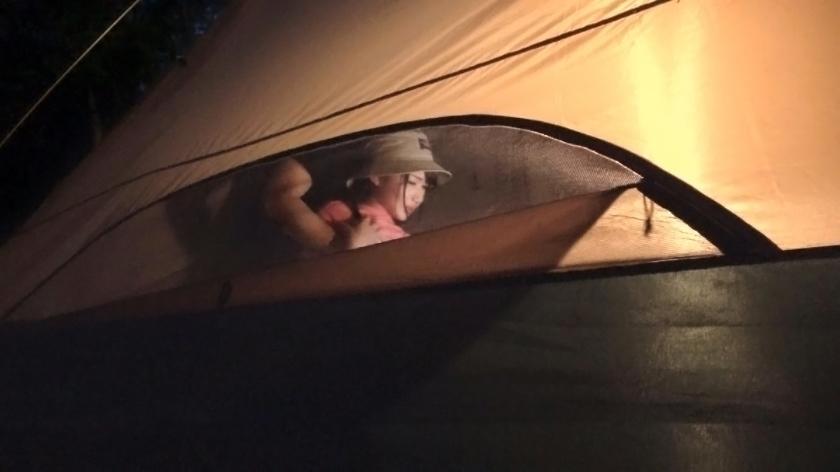 マジ軟派、初撮。 1508 ソロキャンプ女子をナンパに成功!自然の中の開放感溢れるセックスで失恋も忘れて夢中で巨乳を揺らし腰を振る…!_pic5