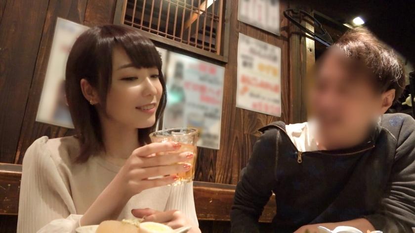 マジ軟派、初撮。 1575 新宿でほんわかお姉さんと居酒屋からのお持ち帰り♪酔ったら想像以上のドエロちゃんwパイパンのオ●ンコはずぶ濡れで、チ●ポ入れたら華奢な体を痙攣させて何度もイッちゃう!3