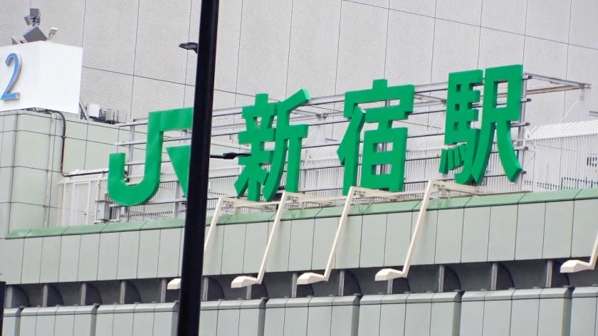マジ軟派、初撮。 1598 福岡から東京へやって来たのに宿無しになってしまった女子大生をホテルへ連れ込み!押しに弱くて受け入れてしまったSEXで良反応連発!時折飛び出す方言に萌えろ!!のサンプル画像1