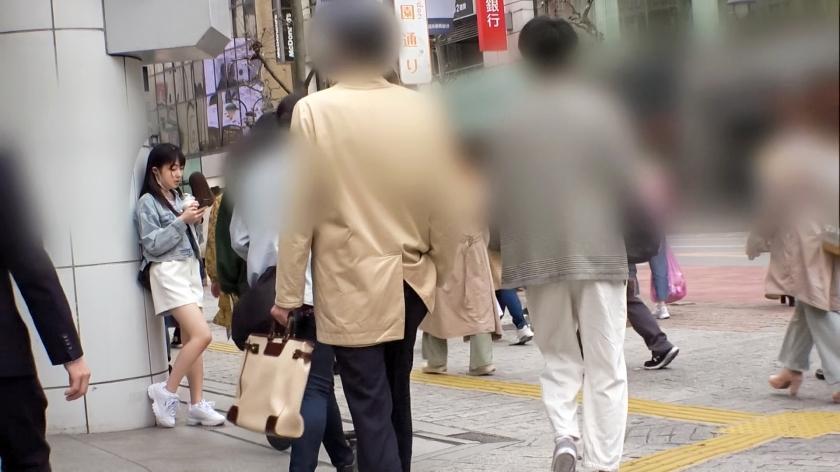 マジ軟派、初撮。 1624 渋谷に買い物に来た現役JD…ひょいひょいホテルに着いてきてすぐに体を許す奔放っぷり!本当はナンパ待ちだったな!?敏感オマ○コを責められ全身ガクガクで外イキ中イキ連発!-エロ画像-1枚目