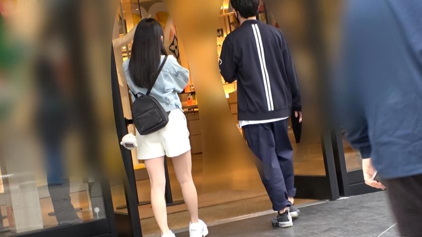 マジ軟派、初撮。 1624 渋谷に買い物に来た現役JD…ひょいひょいホテルに着いてきてすぐに体を許す奔放っぷり!本当はナンパ待ちだったな!?敏感オマ○コを責められ全身ガクガクで外イキ中イキ連発!-エロ画像-3枚目