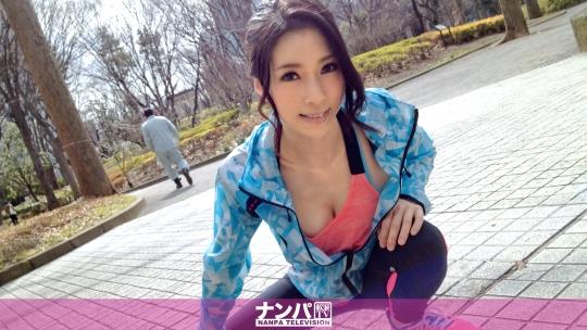二宮和香 - ジョギングナンパ 02 - わか 24歳 万引きGメン