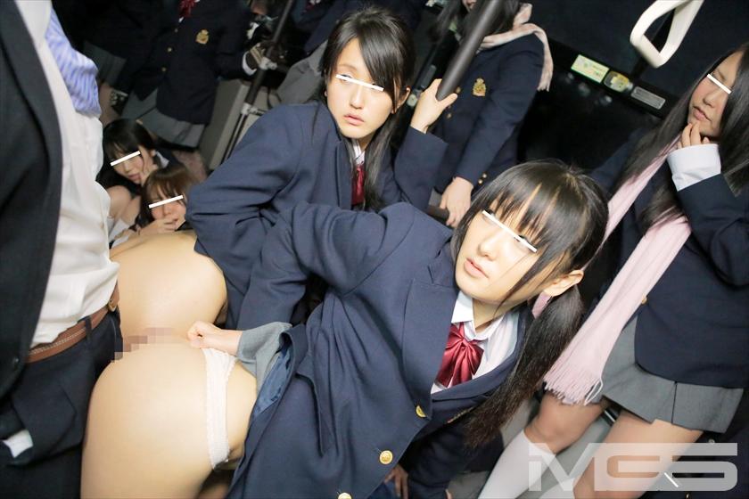 「間違えたフリして女子高通学バスに乗り込んで生でヤられた」 ナチュラルハイVer. の画像3