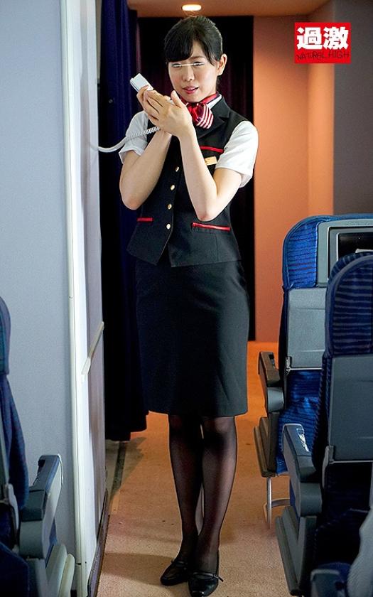 CA飛行機痴漢4 豪華版中出しスペシャル の画像6