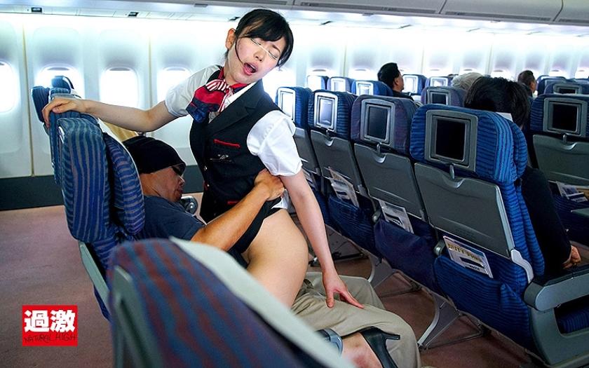 CA飛行機痴漢4 豪華版中出しスペシャル の画像20