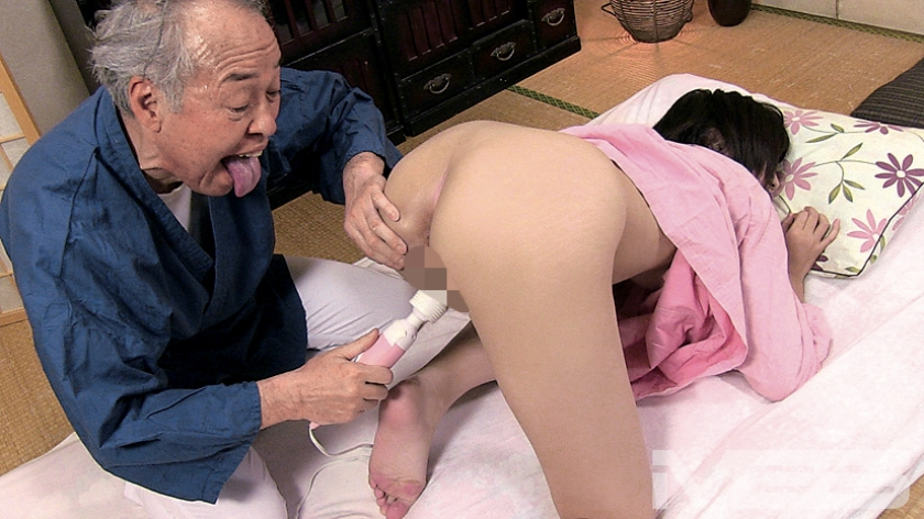老猿DVDカタログ お爺様のねちっこい猥褻仕事集のサンプル画像10