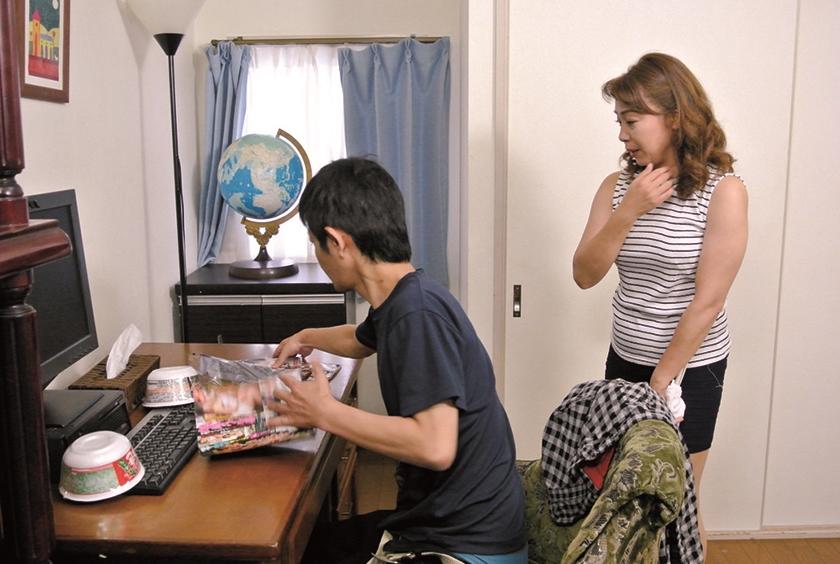 息子に犯された母 藤崎美冬 46歳 Xcity.jp