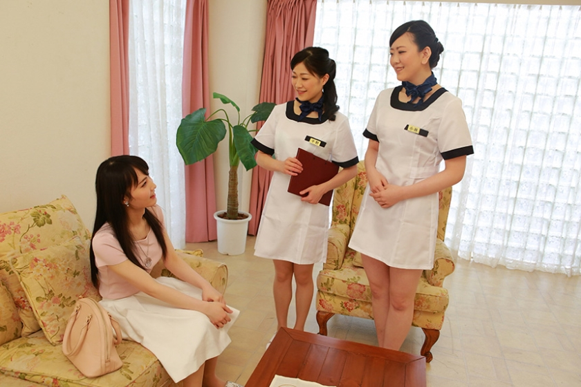 サオあり美人ニューハーフが女性専門エステで美人店員をハメる! (3) の画像12