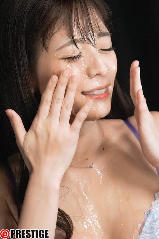 【MGSだけのおまけ映像付き+15分】顔射の美学 09 美女の顔面に溜まりに溜まった白濁男汁をぶちまけろ!! 野々浦暖_pic4