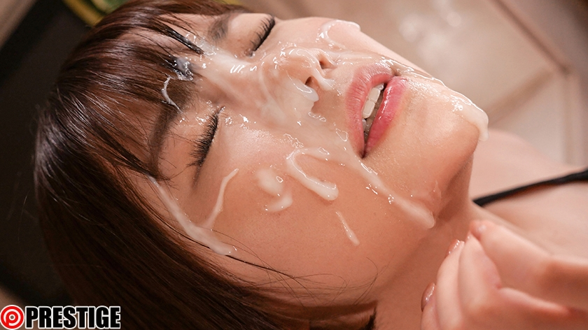 【MGSだけのおまけ映像付き+15分】顔射の美学 10 美女の顔面に溜まりに溜まった白濁男汁をぶちまけろ!! 河合あすなのサンプル画像12