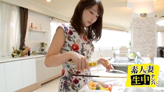 300MIUM-332 まきさん 29歳 料理上手なセレブ妻