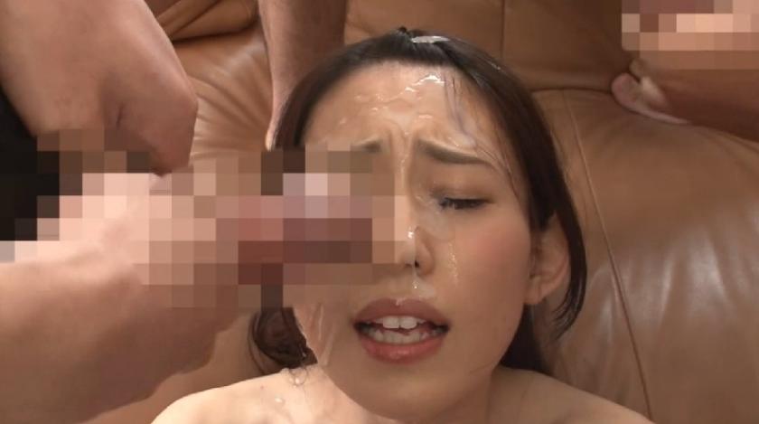 大量ぶっかけ志願の女 高梨りの の画像7